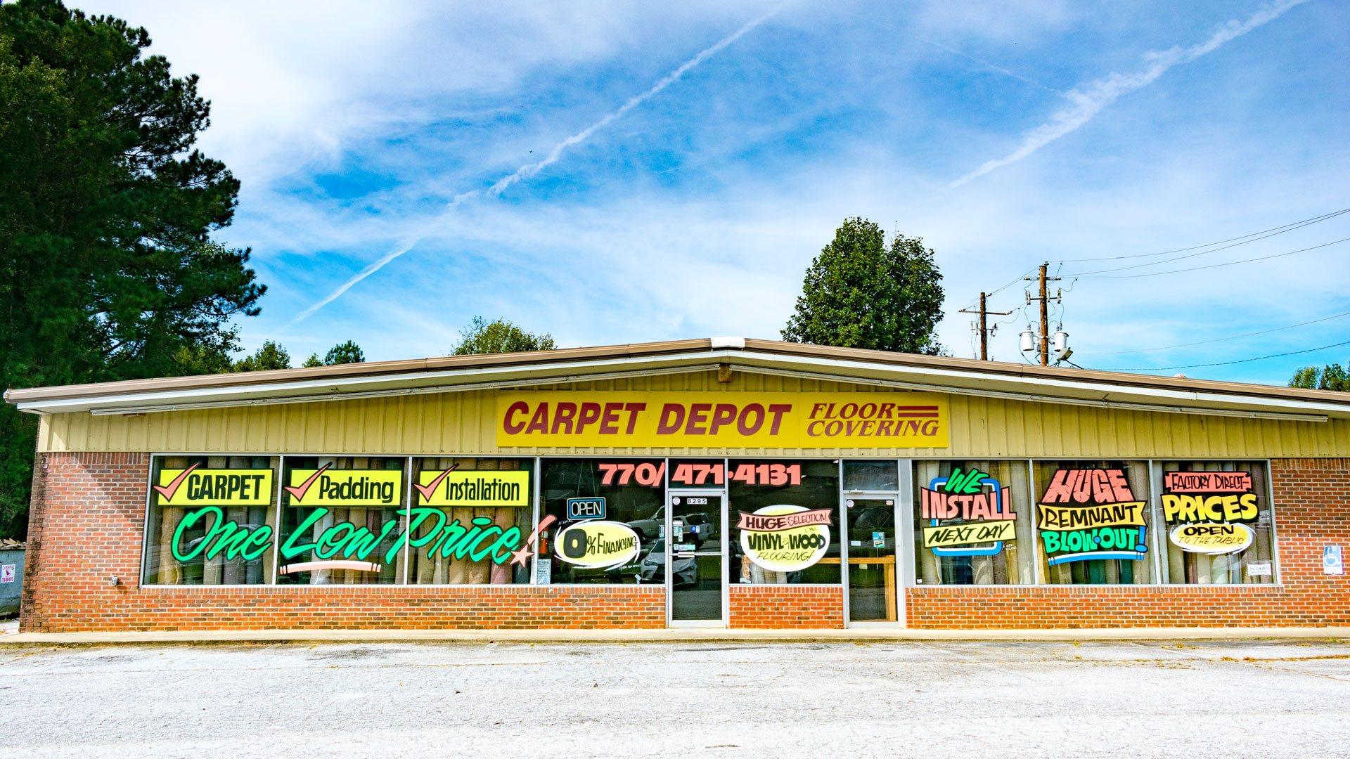 carpet depot jonesboro
