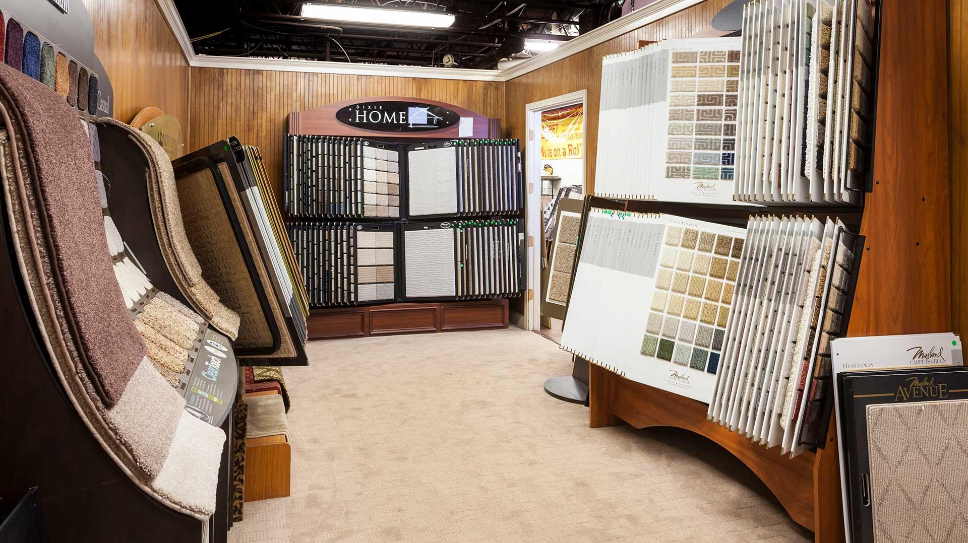 Carpet Showroom  Carpet Depot