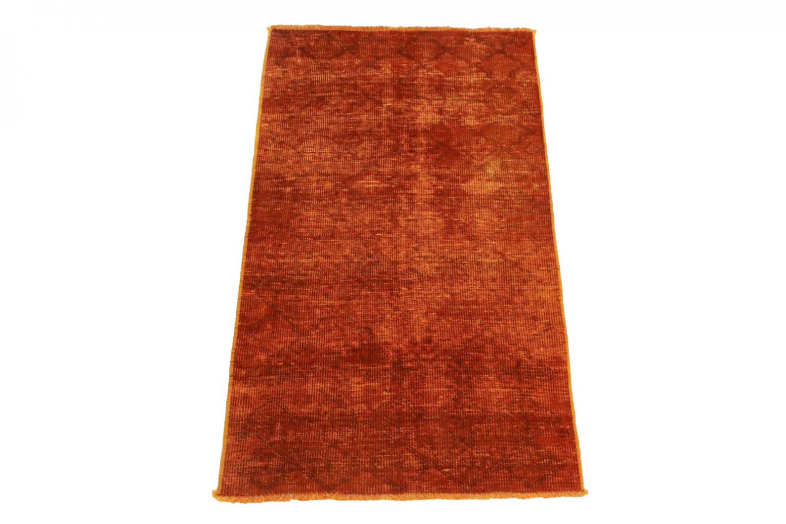 Teppich Orange Vintage Teppich Orange In 130x80cm 1001 3381 Bei