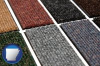 Carpet & Rug Dealers in Arkansas