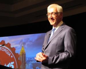 Ron Dunn, co-CEO, Alliance Flooring