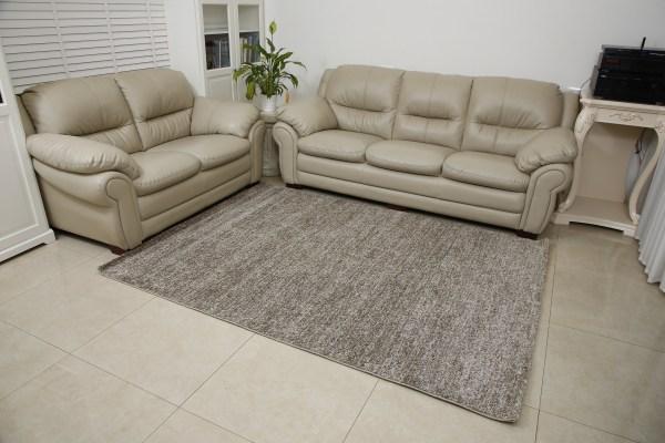 שטיח פריזה דגם חום