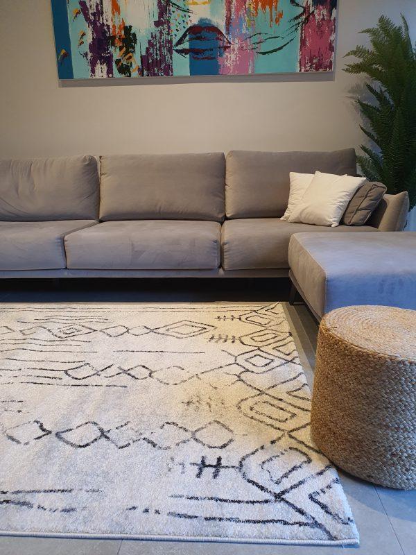 שטיח ברבר שחור לבן 05 (2)