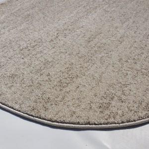 שטיח עגול צבע כרם