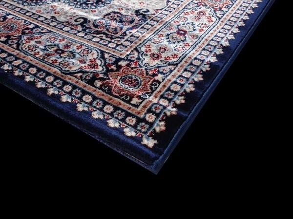 שטיח קלאסי כחול (4