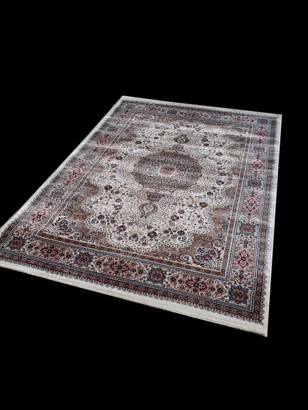 שטיח קלאסי צבע כרם (3)
