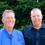 Terry Weinheimer and Kevin Weinheimer Certified Carpet Inspectors