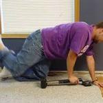 Knee Kicker Installation