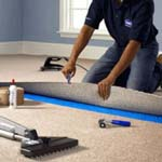 proper carpet installation