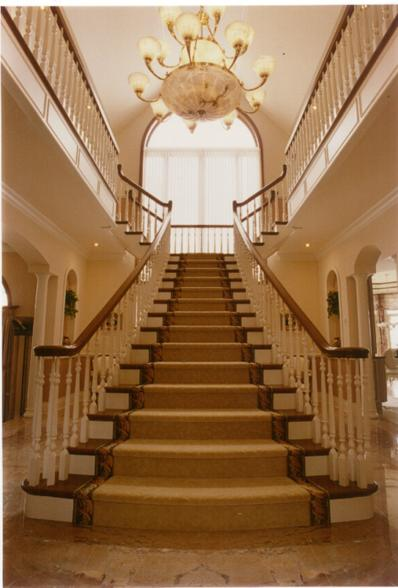 CMD Stair Railings For Any Staircase Carpette Multi