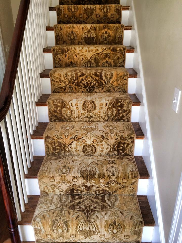 Stair Carpet Buyers Guide  Carpet Workroom