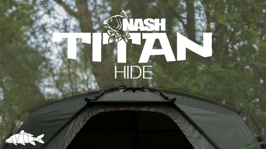 Buy Nash Titan Hide Bivvy