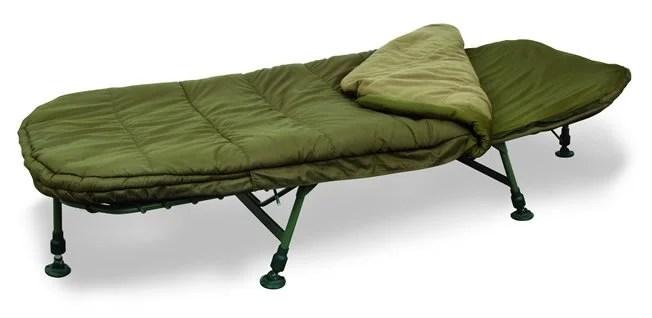 Fox Flatliner MK2 Bedchair