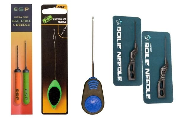 Selection of rig needles