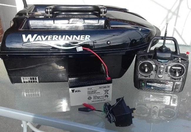 Waverunner Bait Boat Review (Best Bait Boat?)