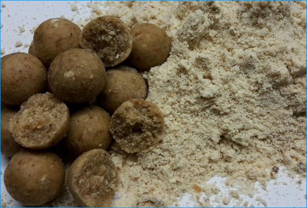 Making Boilies