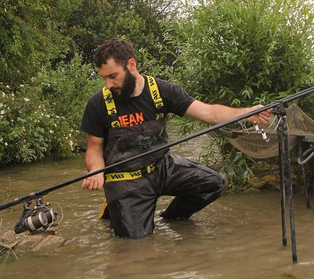 Carp Fishing Waders