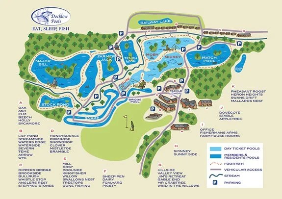 Docklow Pools
