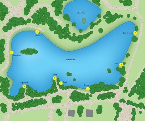 Furzebray Carp Lakes