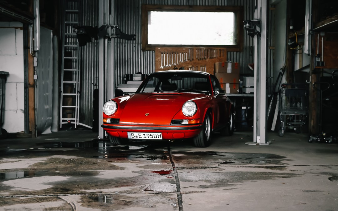 An Interview With Berlin's Porsche Expert: Thomas Lundt Of The Renowned Lundtauto