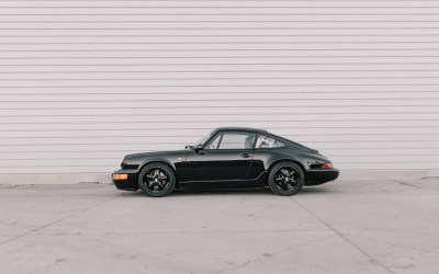 Moin Moin from Hamburg: Stefan and his 964
