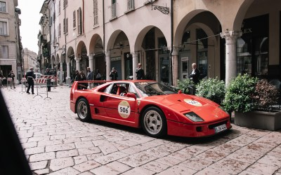 1000 Miglia: A Race with the most Incredible Cars of the Automotive History