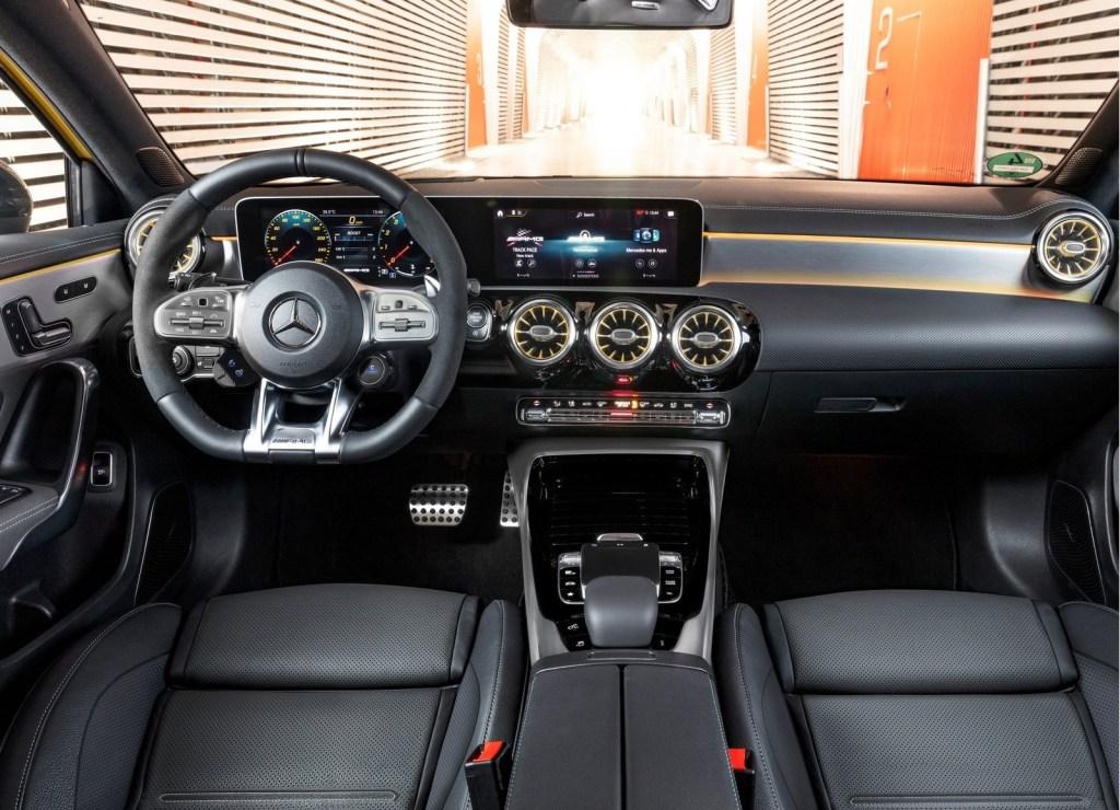 2019 Mercedes-Benz A35 AMG 4Matic