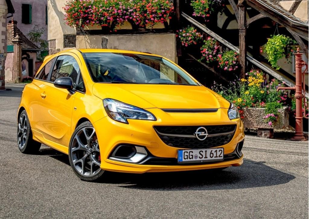 2019 Opel Corsa GSi