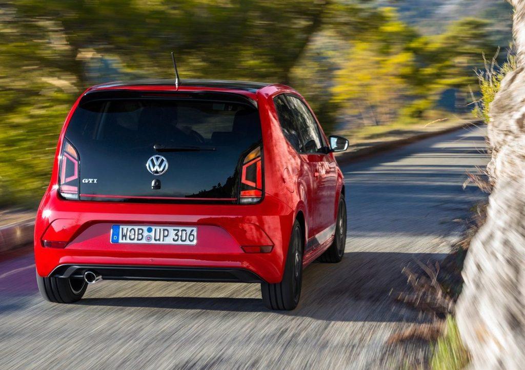 2018 Volkswagen Up GTI