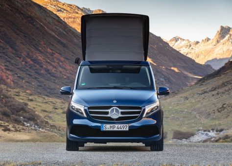 2020 Mercedes-Benz V-Class