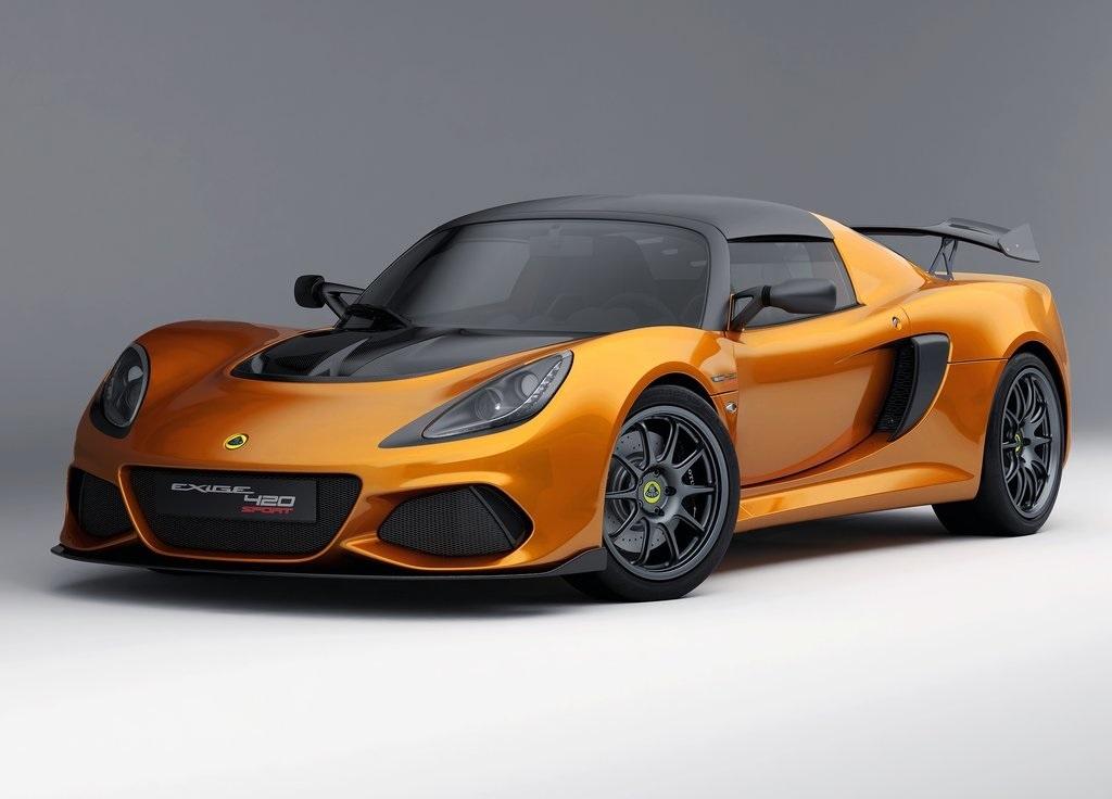 2021 Lotus Exige Sport 420 Final Edition