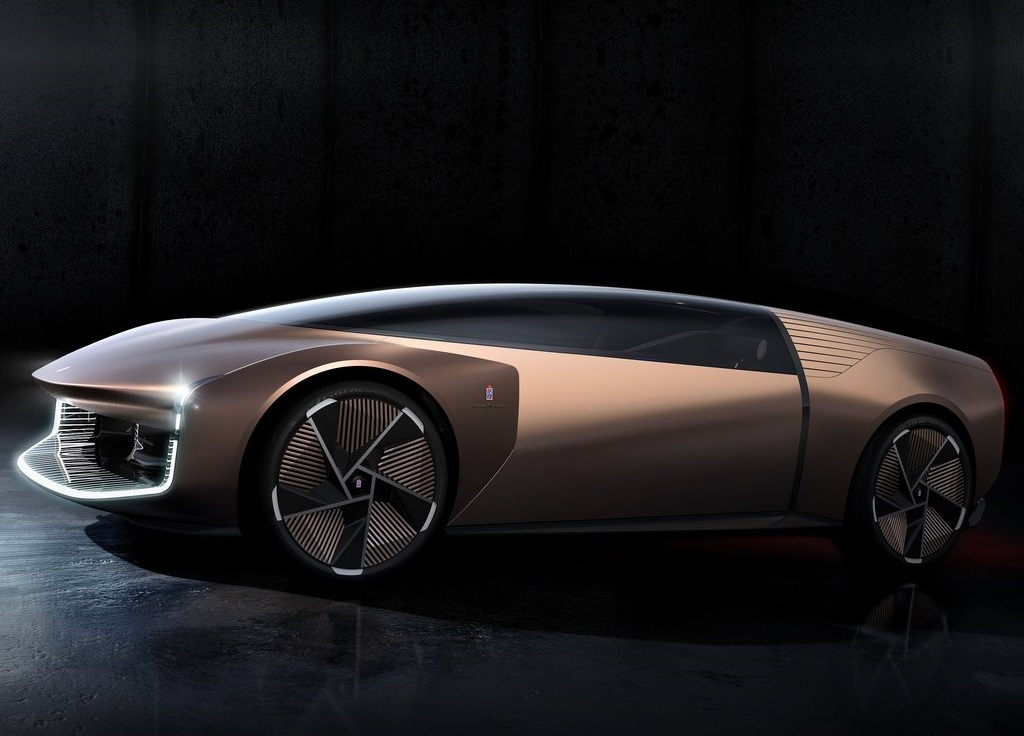 2021 Pininfarina Teorema Concept
