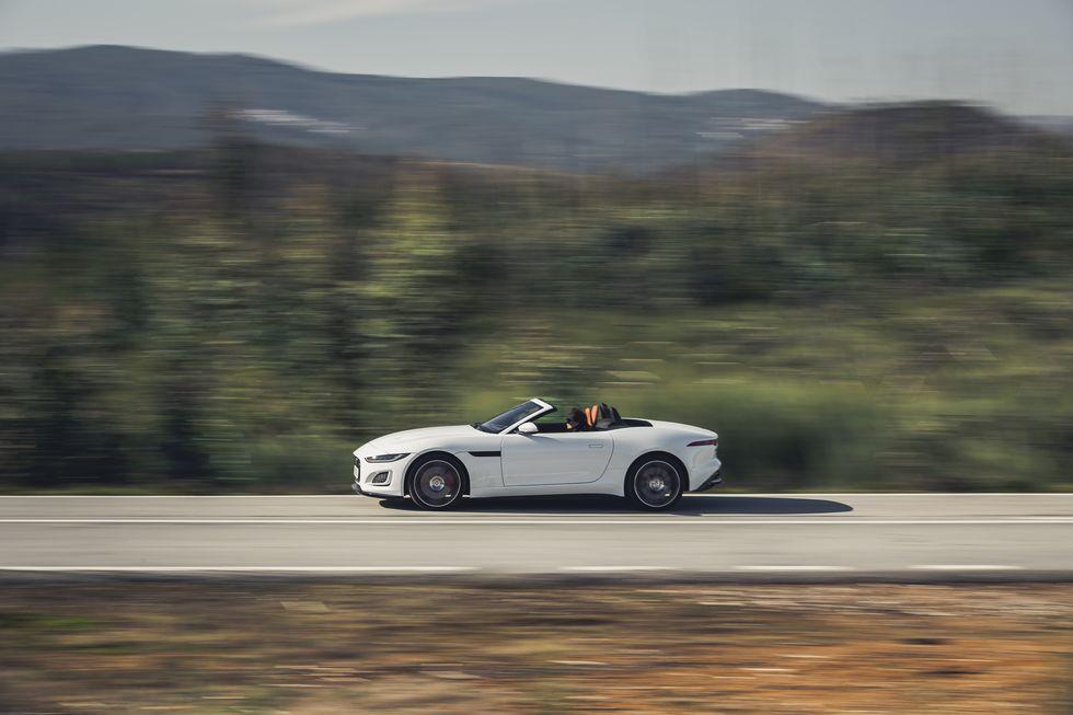 2022 Jaguar F-type