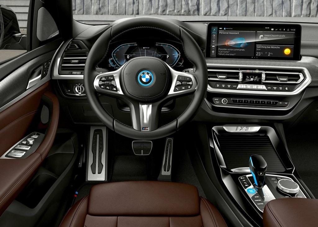 2022 BMW iX3