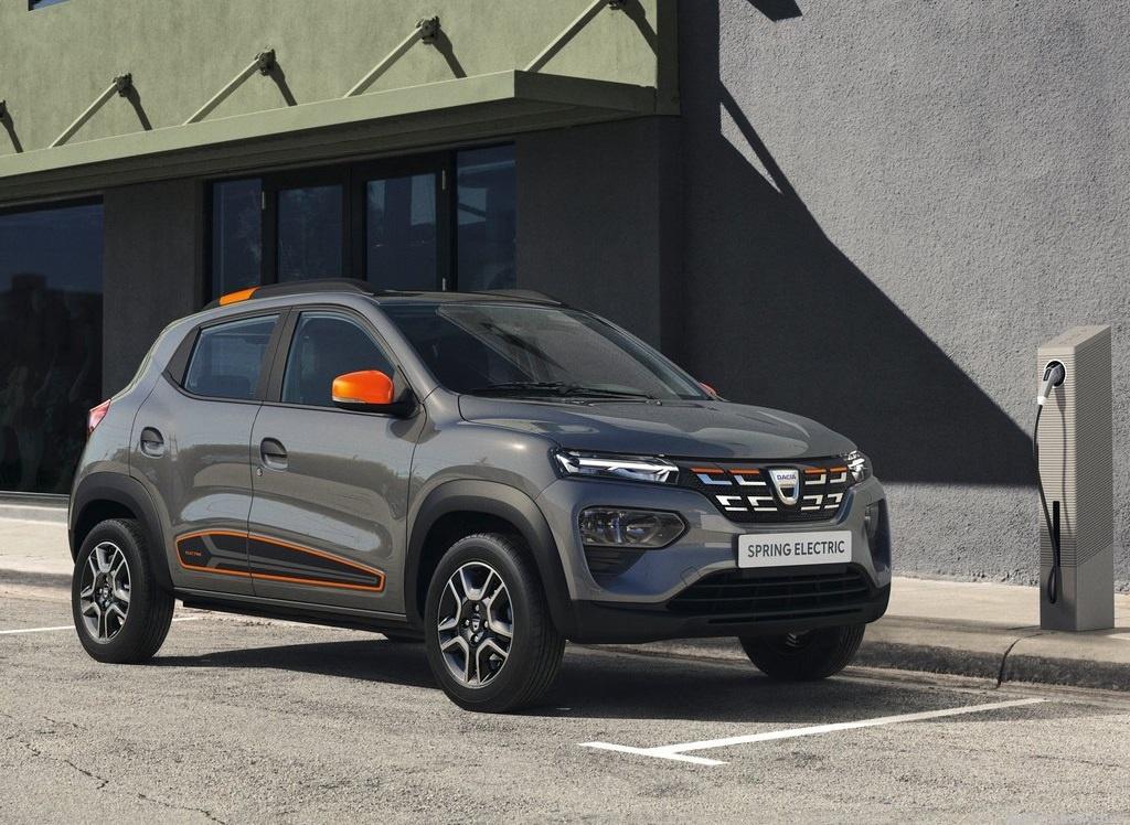 2022 Dacia Spring Electric