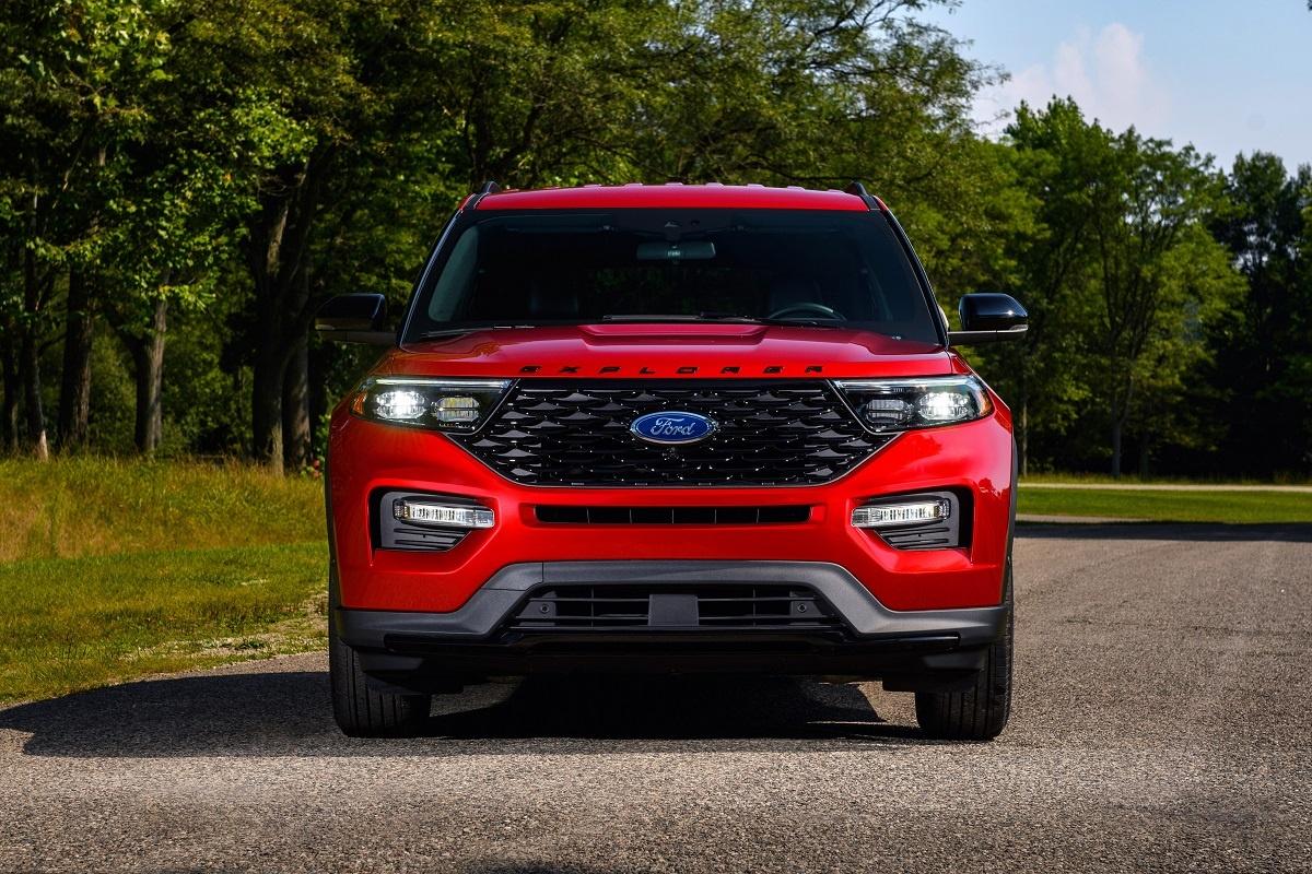 2022 Ford Explorer ST-Line