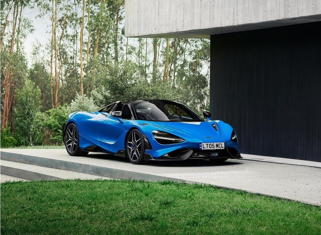 2022 McLaren 765LT Spider