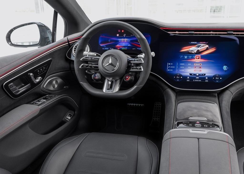 2022 Mercedes-Benz EQS53 AMG