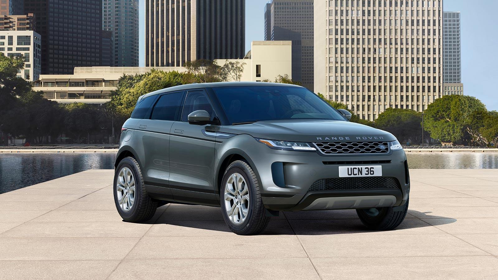 2022 Range Rover Evoque