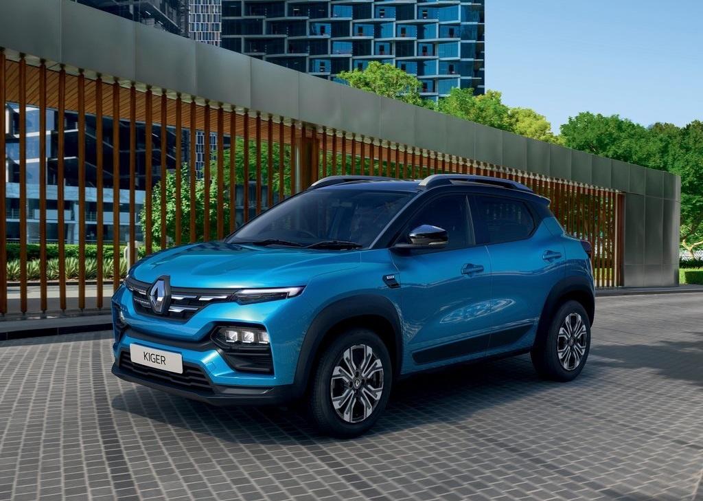 2022 Renault Kiger