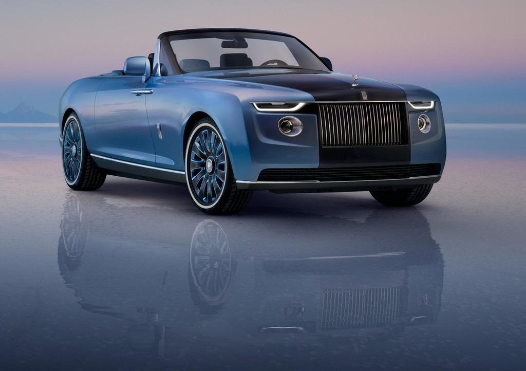 2022 Rolls-Royce Boat Tail - CarPhotoPress