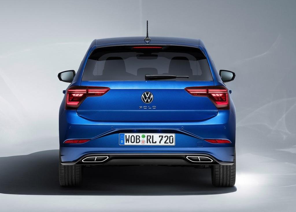 2022 Volkswagen Polo