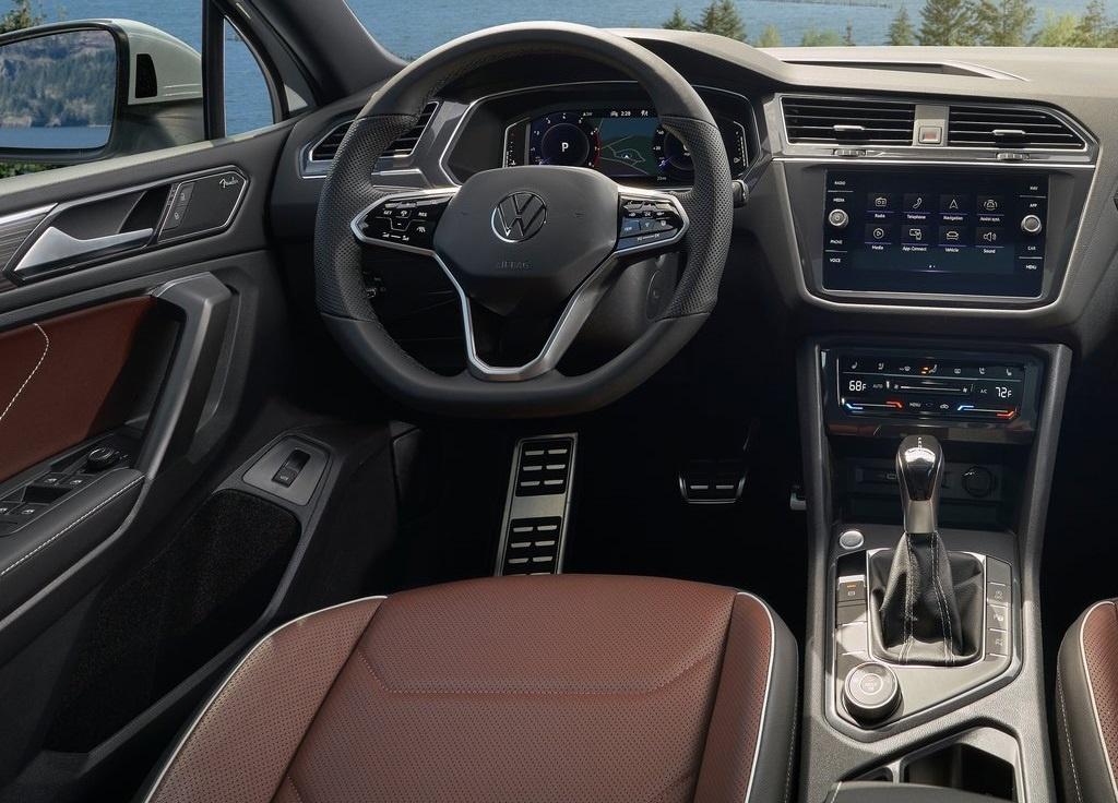 2022 Volkswagen Tiguan (US)