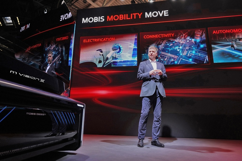 Hyundai Shows Its Vision for 'Mobis Mobility Move' at IAA Mobility