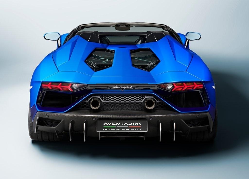 2022 Lamborghini Aventador LP780-4 Ultimae Roadster
