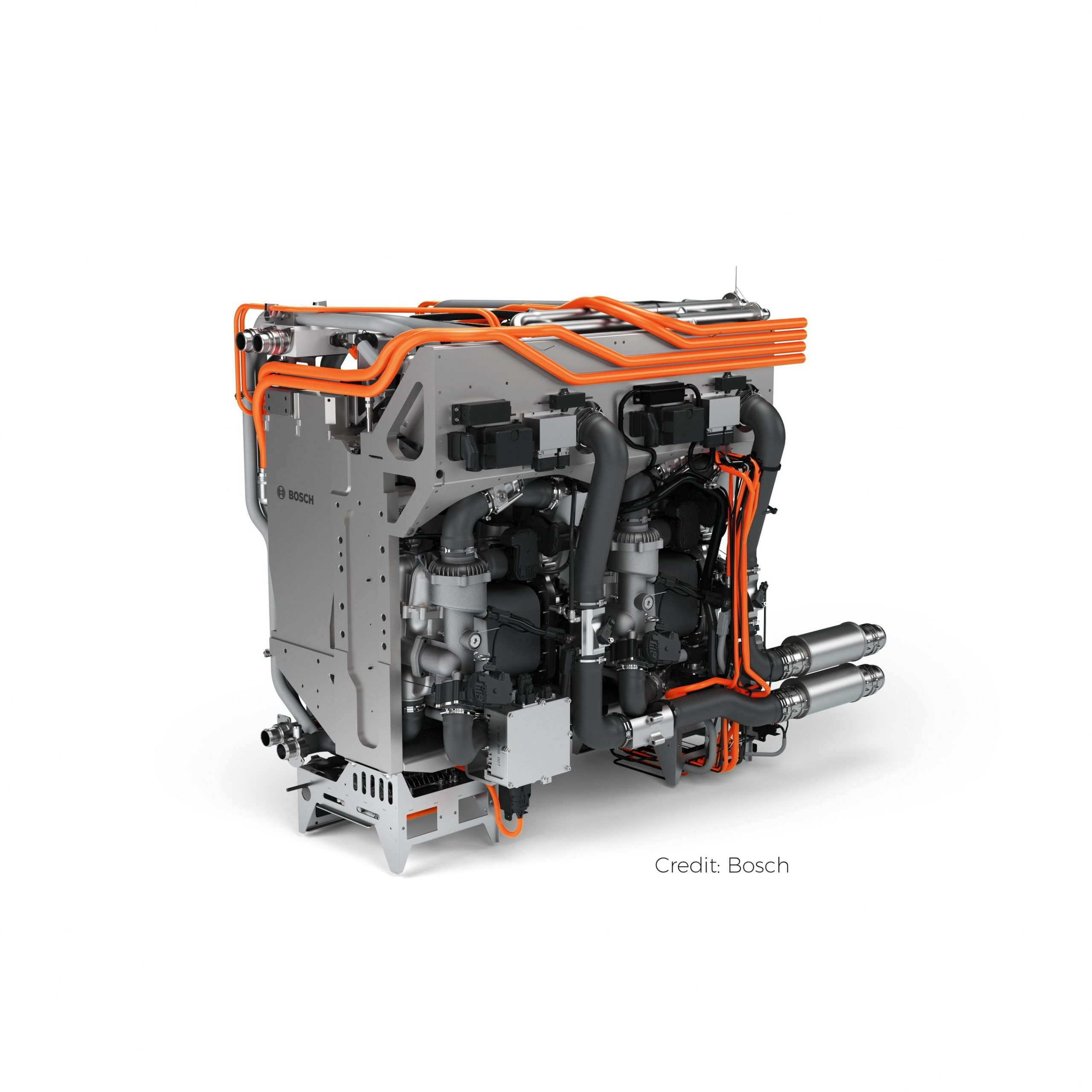 Nikola Announces Strategic Agreements With Bosch For Fuel-cell Power Modules Manufacturing