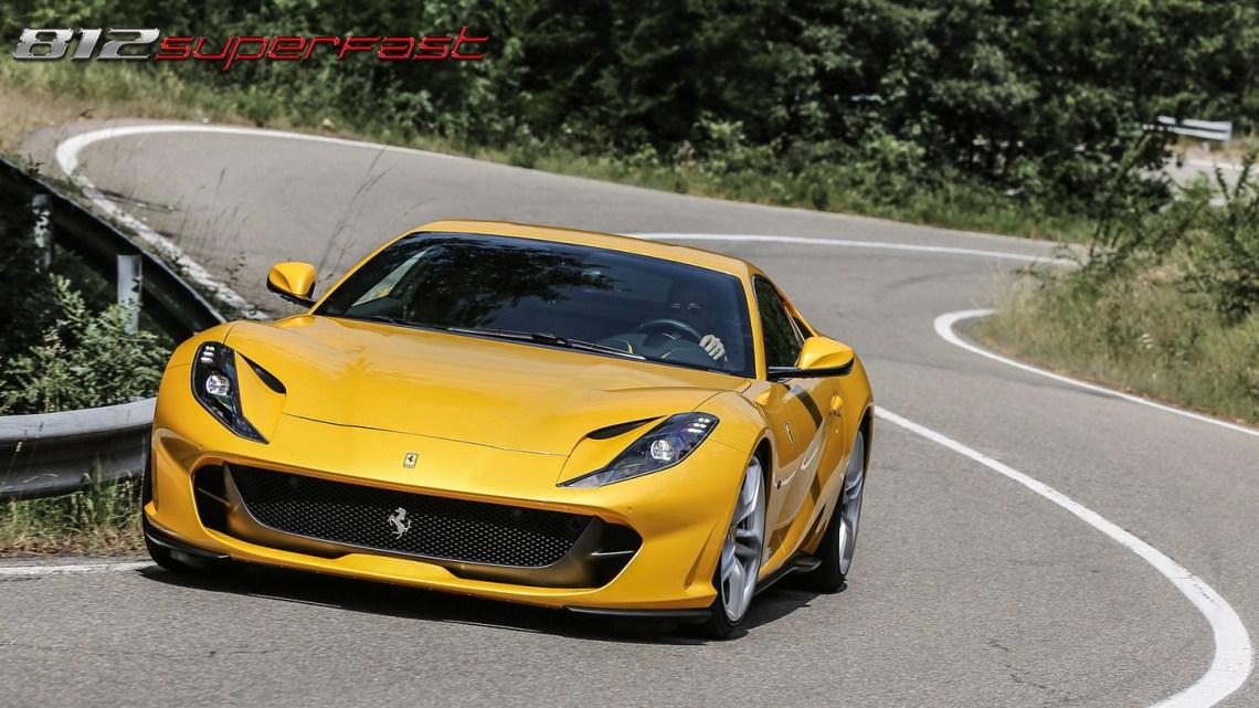 2021 Ferrari 812 Superfast