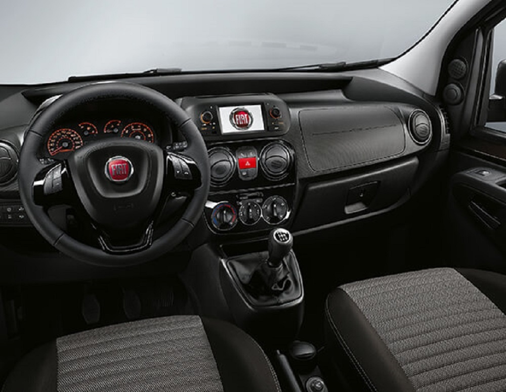 2021 Fiat Qubo