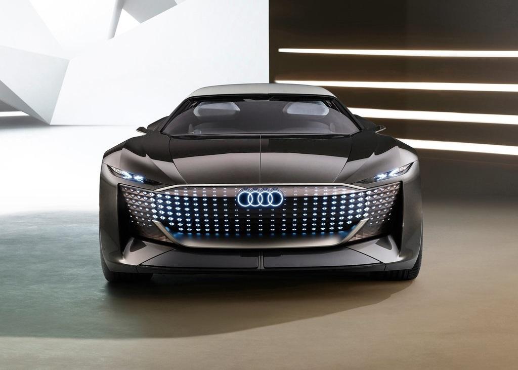 2022 Audi Skysphere Concept