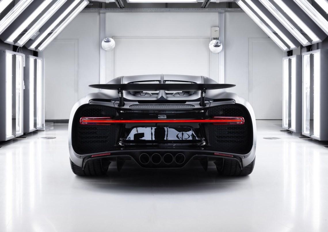 2022 Bugatti Chiron Sport Noire Sportive